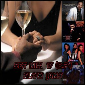 SET MIX.17 (BLACK PARADISE) SLOW JAMS