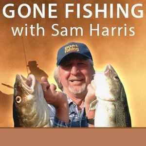 Gone Fishing with Sam Harris 23rd December 2017: Special Guest Nigel Farage
