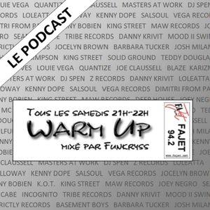 Warm Up - Samedi 29 juillet '17 - Special Soul Funk Disco