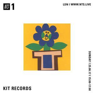 Kit Records w/ Spiritfest - 25th June 2017