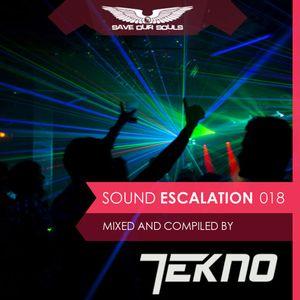 Sound Escalation 018 with Frank Dueffel