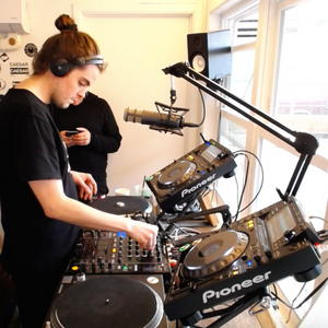 Doom Dab with AHBS & HD featuring NAR  @ The Lot Radio 15 March 2016