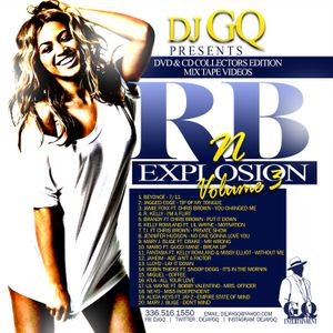 DJ GQ presents RNB EXPLOSION VOL. 3