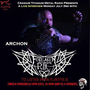Cranium titanium 20170703 Feat. Forsaken Rite