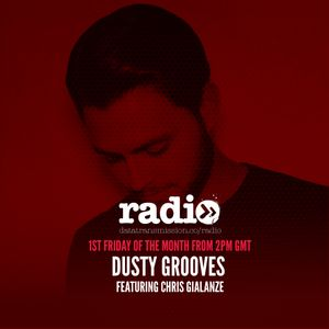 Dusty Grooves - Groovescast #10 - Guest Mix From Chris Gialanze