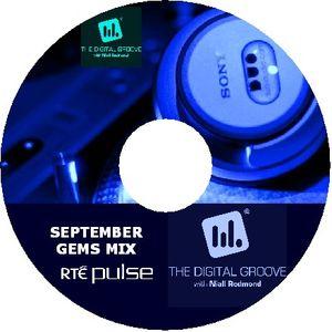 Niall Redmond's The Digital Groove September Gems