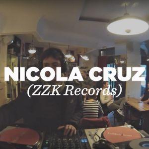 Nicola Cruz (ZZK Records) • DJ set • LeMellotron.com