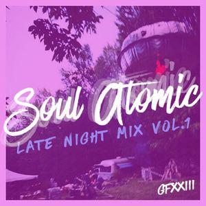 Late Night Mix Vol.1 - Gourdfest XXIII (2017)
