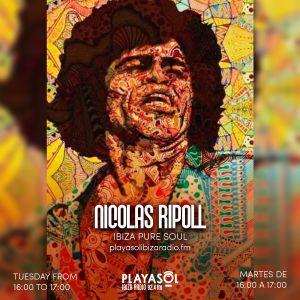 08.06.21 IBIZA PURE SOUL - NICOLAS RIPOLL