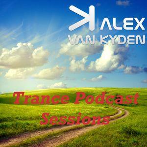 Alex van Kyden - Trance Podcast Sessions 79 (03.06.2016)