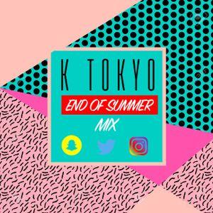 K Tokyo - End Of Summer Mix