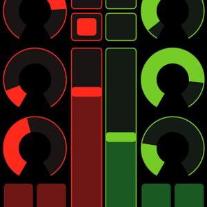 Touch OSC Mix