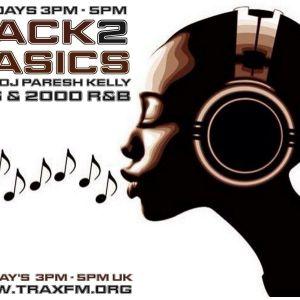 26/03/17 DJ Paresh Kelly Back2Basics Show Replay on Trax Fm The Original Pirates