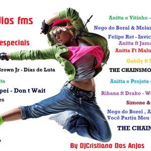 MIX VIBES - O MELHOR DAS FMS - By DjCristiano Dos Anjos - vol #1
