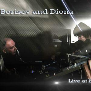"""Alexei Borisov and Diona """"Live at Samost'16"""""""