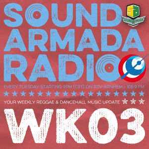 Sound Armada Radio Week 03 - 2015