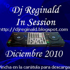 Dj Reginald - Session Diciembre 2010