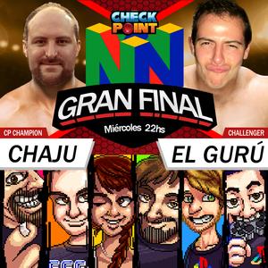 """Stage 07 – Level 38: """"El y la gran final"""""""