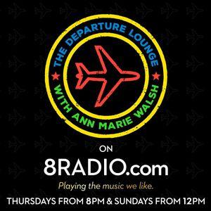 Ann Marie Walsh Departure Lounge #154 Jan 19th 2017 - Featured album Martin Harley & Daniel Kimbro
