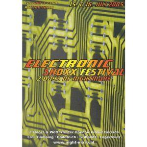 Dj Ocram @ Electronic Shoxx Festival, Vienna (Austria) 16.07.2005