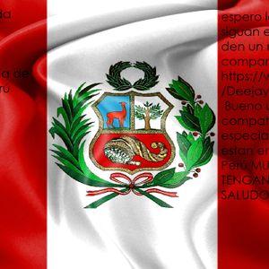Mix de Fiestas Patrias DJ AFRANIO AVELLANEDA 2014