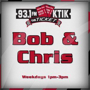 Bob and Chris August 15, 2016