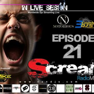 Scream RadioMixShow Episode 21