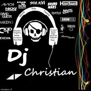 Dj Christian - 6to Mix electro vs reggueton