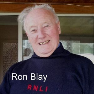 The Sea and the stars-A portrait of Ron Blay