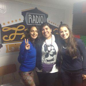 """Rincón de Nuestra América"":  conversa con Carla Nauto Reyes"