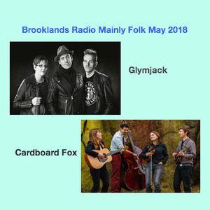 Brooklands Radio Mainly Folk May 2018