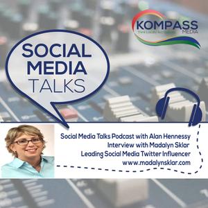 Episode #8: Interview with Madalyn Sklar. #TwitterSmarter Expert.