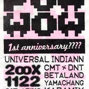 UNIVERSAL INDIANN /081122 POWWOW/OSAKA JPN