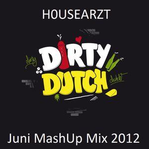 H0USEARZT - JUNI MashUp Mix 2012