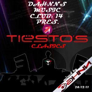 Dahnniel Music Club 14 (28/12/11) Tribute To Tiësto