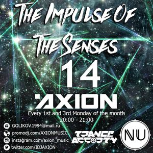 AXION - The Impulse Of The Senses #14