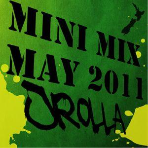 Mixcloud Exclusive May 2011 Mini Mix