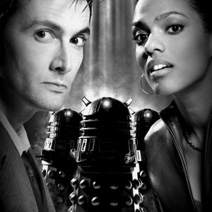 Doctor Who Meets Doctor Boogie