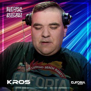 KROS live at EUFORIA FESTIVAL Boszkowo (2017-07-29)