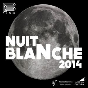Mix Nuit Blanche 2014 by FLOW - Strictly French Touch, 100% French producers