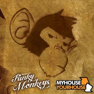 Myhouse-Yourhouse Radio LIVE on Saturday 2013-02-23