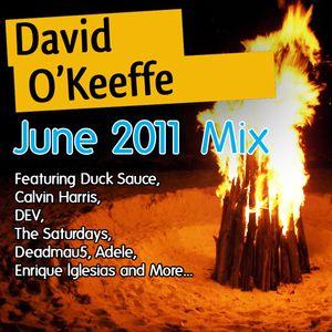 David O'Keeffe - June 2011 Mix