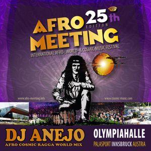 Dj Anejo Afromeeting 25