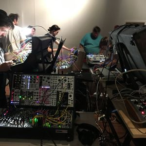 6/19/17 Austin Modular Meetup jam