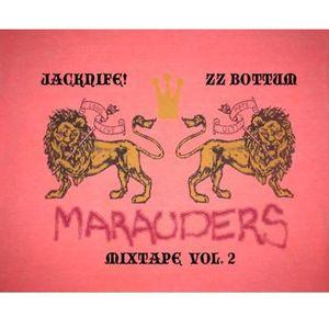 ZZ Bottum & Jacknife MARAUDERS MIXTAPE V. 2 (2008)