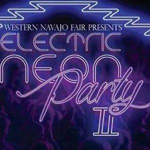 Electric Neon Party 2 (DJ Kiss Set)