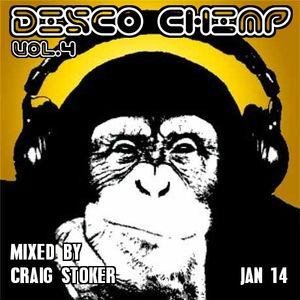 Disco Chimp Vol 4 (Jan 14)