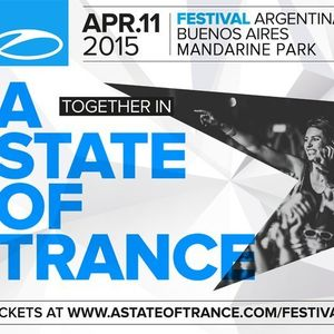 Photographer - A State Of Trance Festival Argentina, Who's Afraid Of 138 ! Area (11 - 04 - 2015)