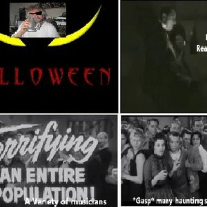 Radio Variety Show Halloween Special with Pirate Readman