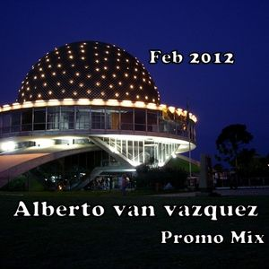 Alberto Van Vazquez - Promo Mix Febrero 2012